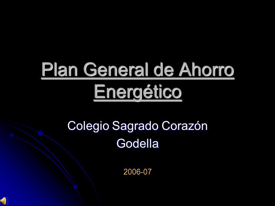 Plan General de Ahorro Energético