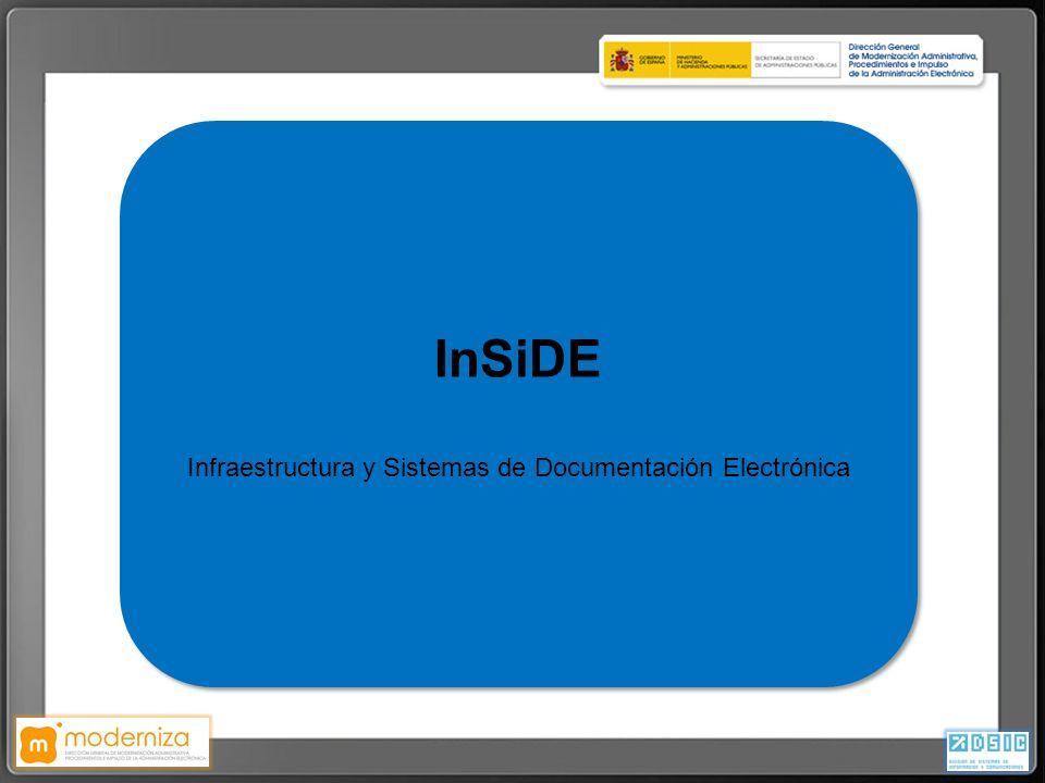 Infraestructura y Sistemas de Documentación Electrónica