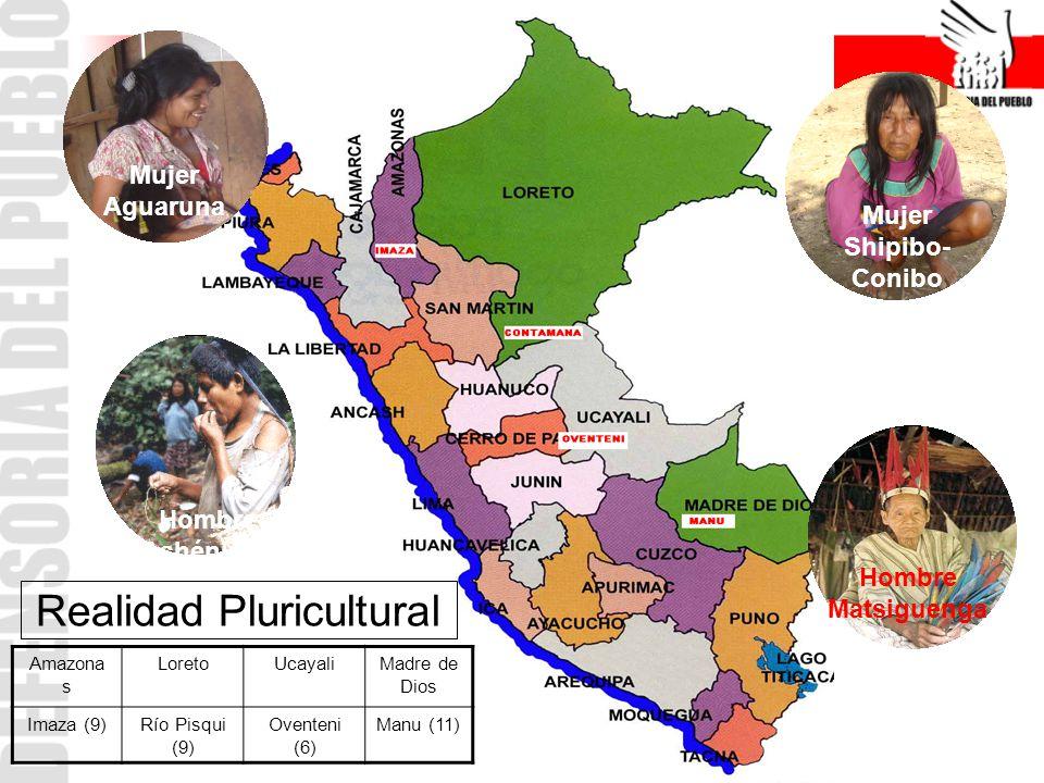Realidad Pluricultural