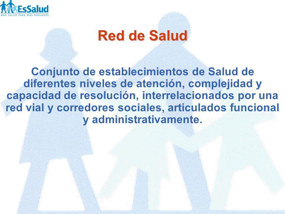 Red de Salud