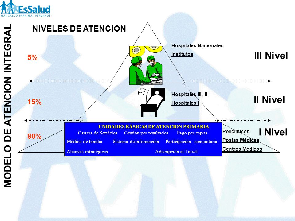 MODELO DE ATENCION INTEGRAL
