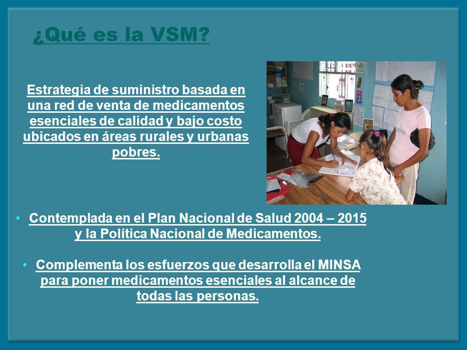 ¿Qué es la VSM