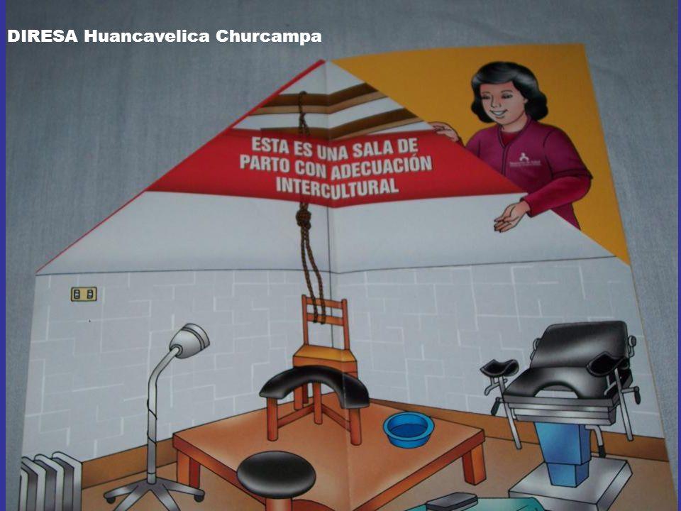 DIRESA Huancavelica Churcampa