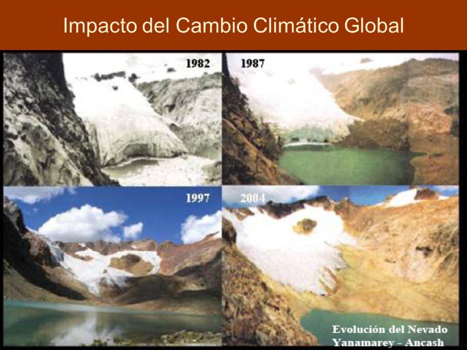 Impacto del Cambio Climático Global