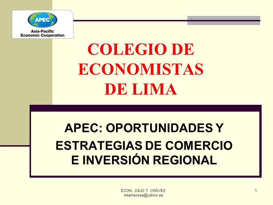COLEGIO DE ECONOMISTAS DE LIMA