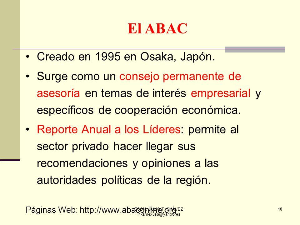 ECON. JULIO T. CHÁVEZ inkamexusa@yahoo.es
