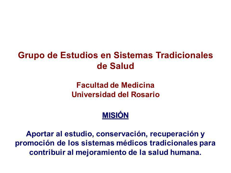Grupo de Estudios en Sistemas Tradicionales de Salud