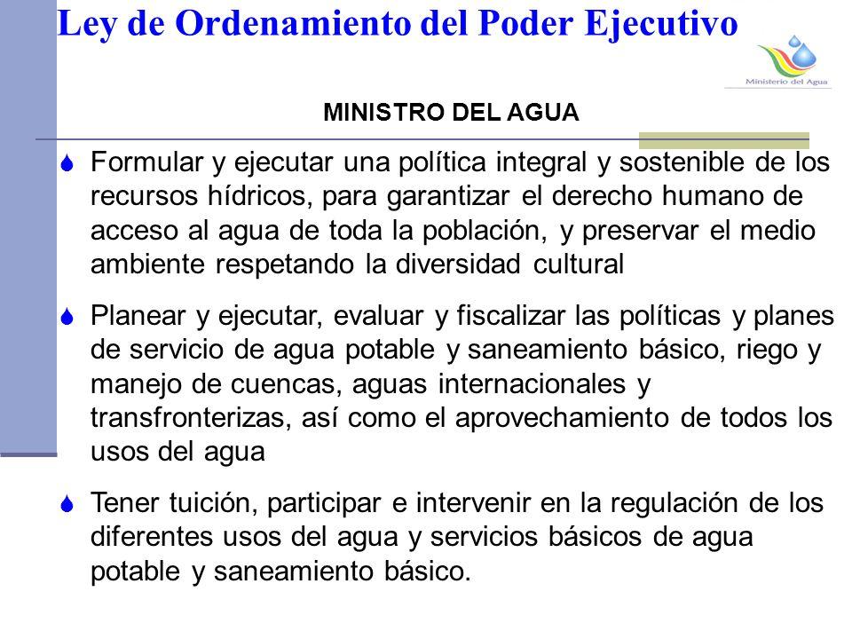 Ley de Ordenamiento del Poder Ejecutivo