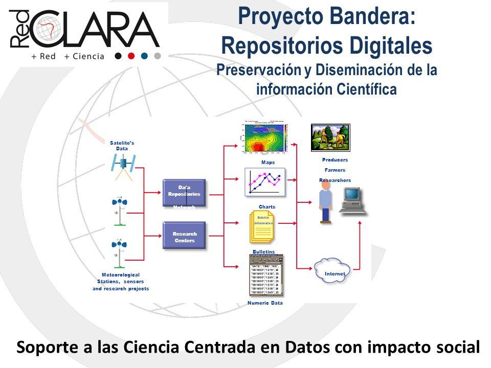 Soporte a las Ciencia Centrada en Datos con impacto social