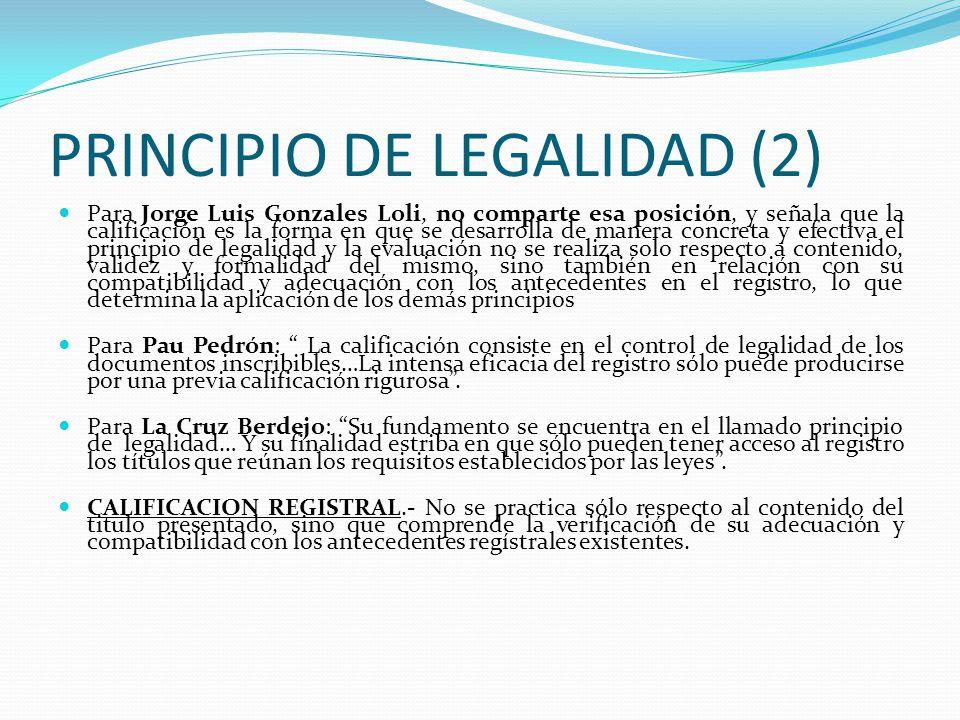 PRINCIPIO DE LEGALIDAD (2)