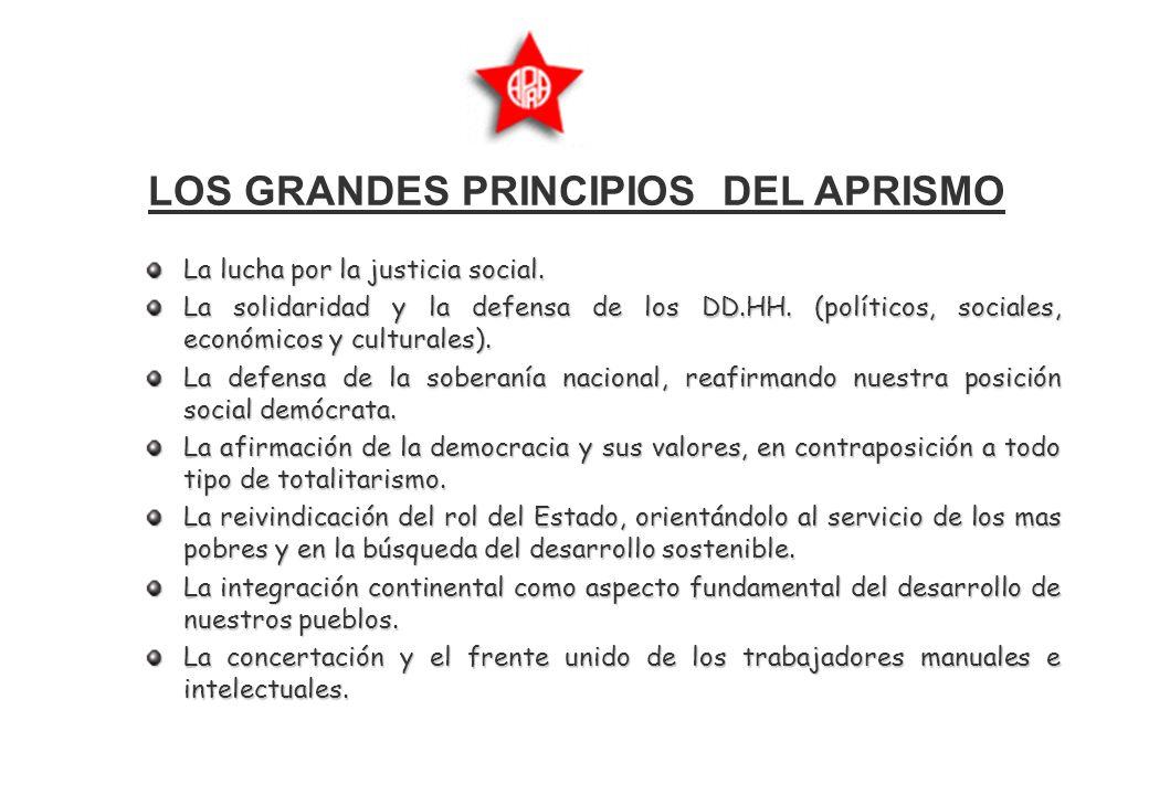 LOS GRANDES PRINCIPIOS DEL APRISMO