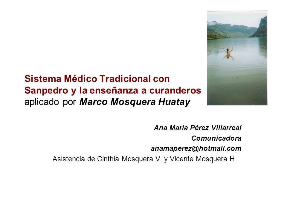 Asistencia de Cinthia Mosquera V. y Vicente Mosquera H