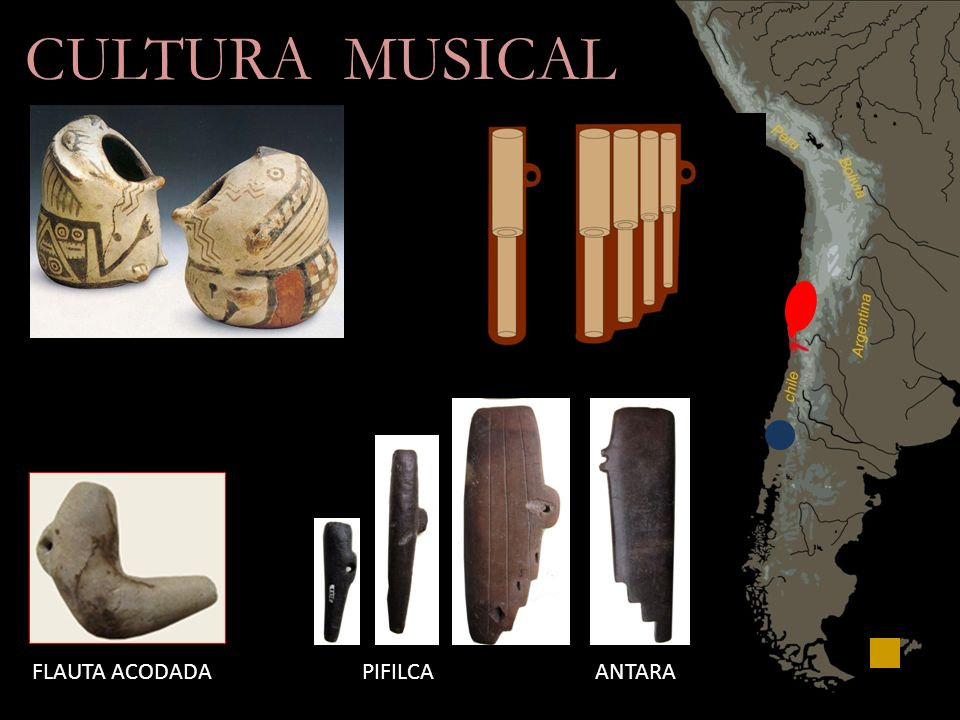 CULTURA MUSICAL FLAUTA ACODADA PIFILCA ANTARA