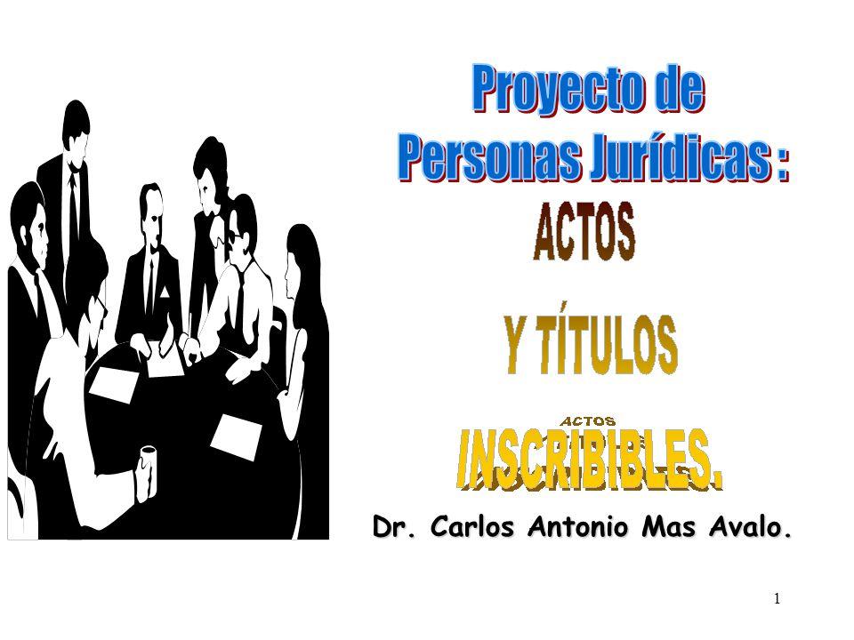 Dr. Carlos Antonio Mas Avalo.