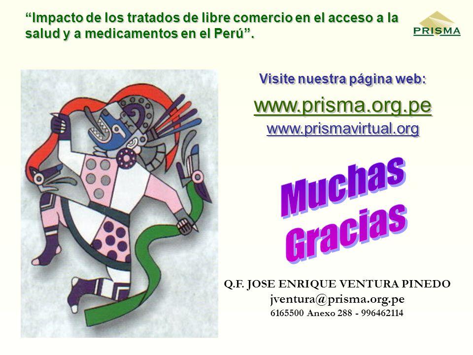 Visite nuestra página web: Q.F. JOSE ENRIQUE VENTURA PINEDO