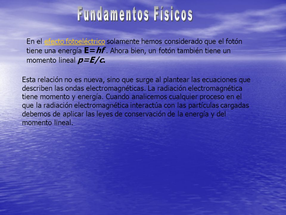 Fundamentos Físicos