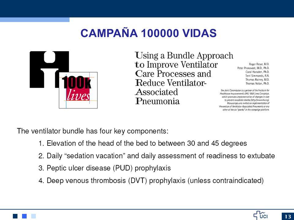 CAMPAÑA 100000 VIDAS 13 13