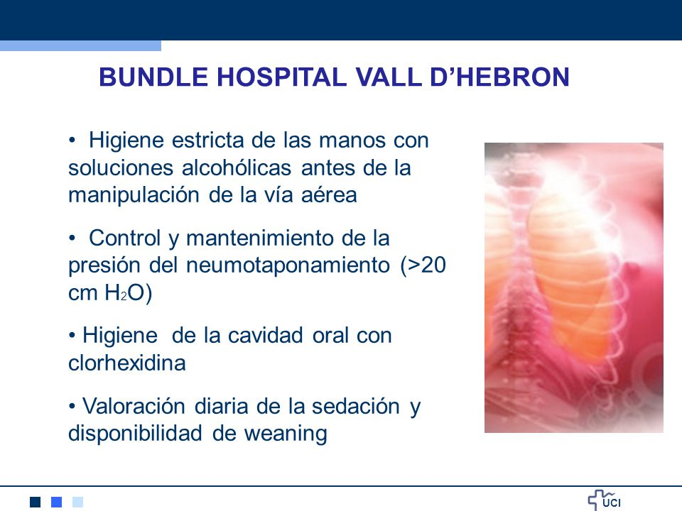 BUNDLE HOSPITAL VALL D'HEBRON
