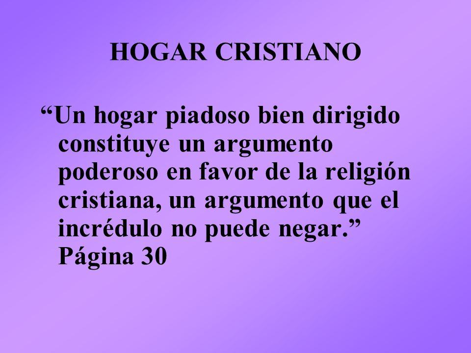HOGAR CRISTIANO