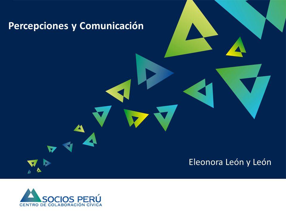 Percepciones y Comunicación