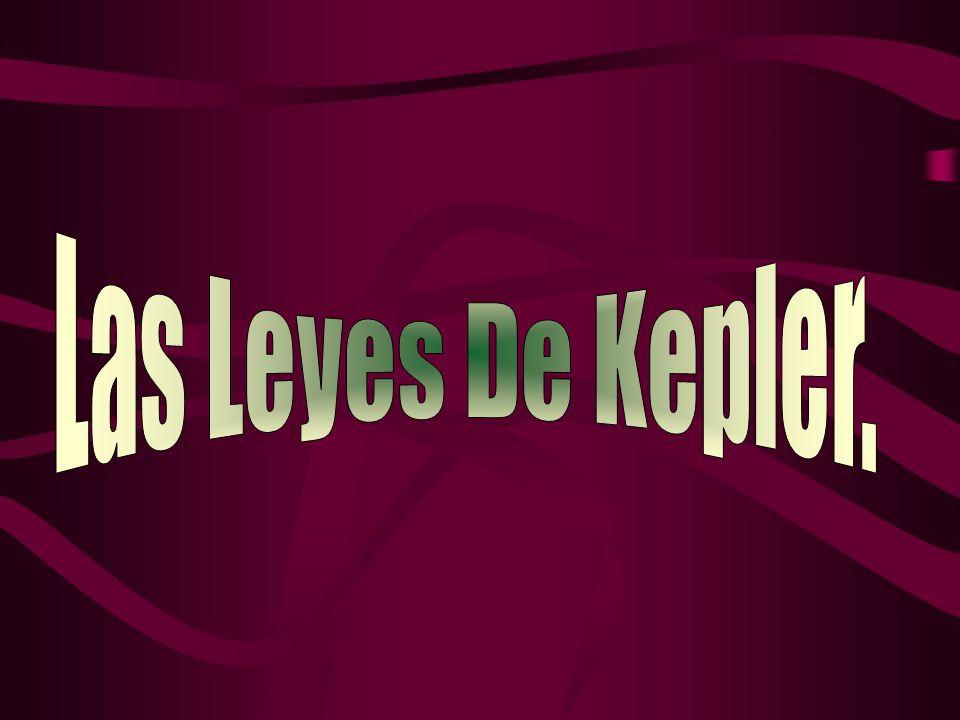 Las Leyes De Kepler.