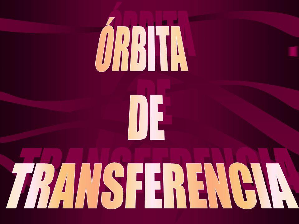 ÓRBITA DE TRANSFERENCIA