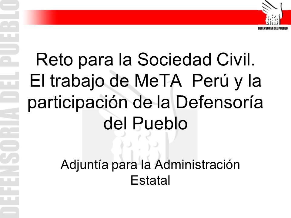 Adjuntía para la Administración Estatal