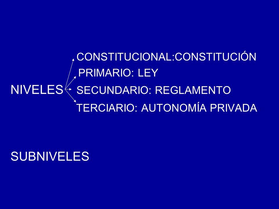 CONSTITUCIONAL:CONSTITUCIÓN