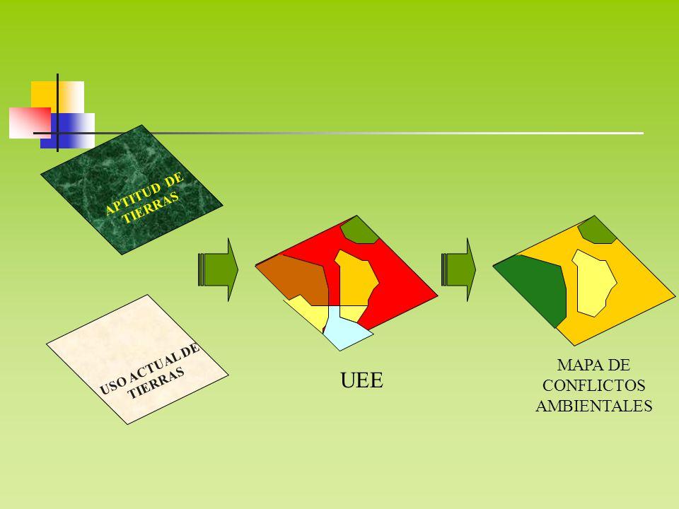 MAPA DE CONFLICTOS AMBIENTALES