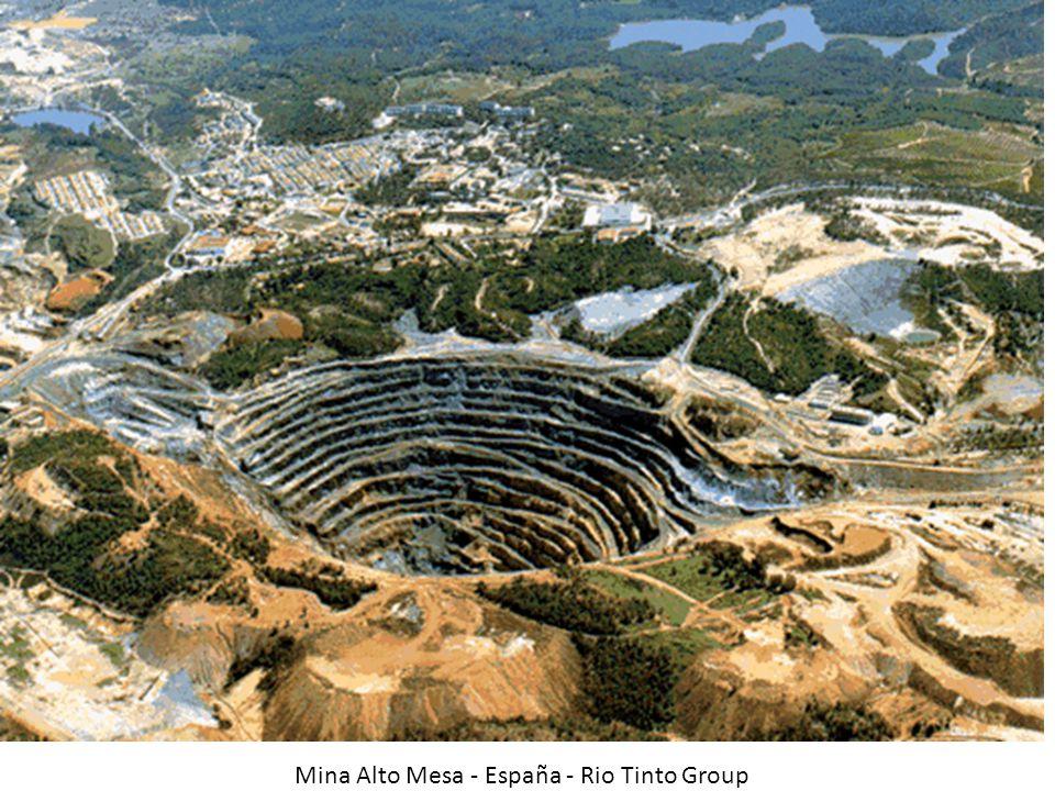 Mina Alto Mesa - España - Rio Tinto Group