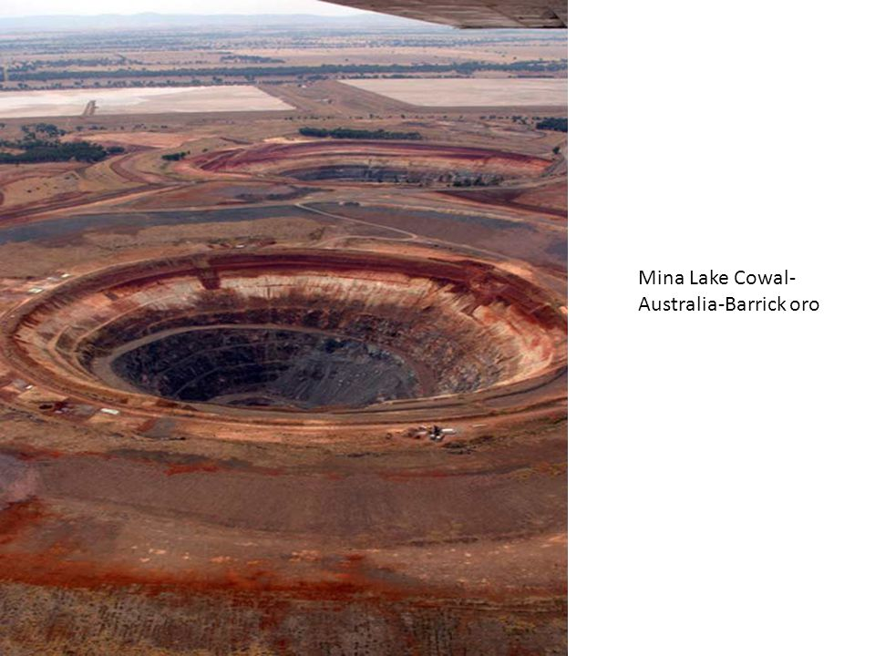 Mina Lake Cowal-Australia-Barrick oro
