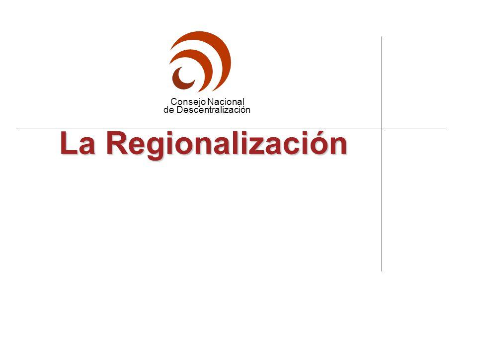 Consejo Nacional de Descentralización