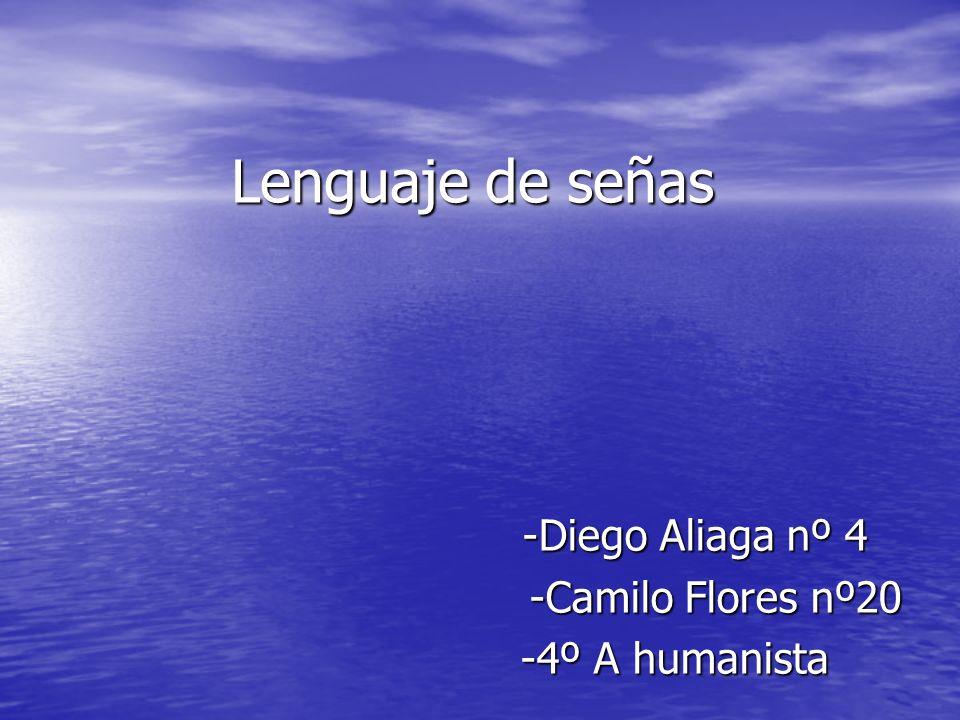 -Diego Aliaga nº 4 -Camilo Flores nº20 -4º A humanista