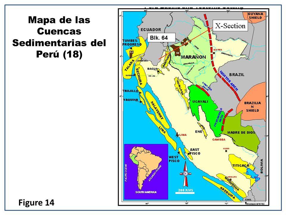 Mapa de las Cuencas Sedimentarias del Perú (18)