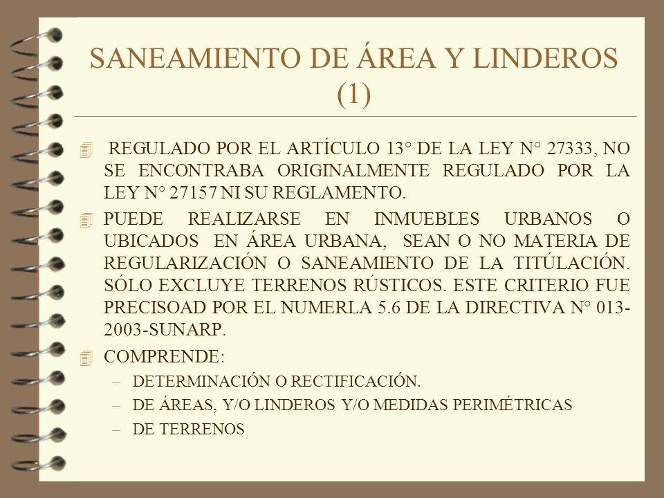 SANEAMIENTO DE ÁREA Y LINDEROS (1)