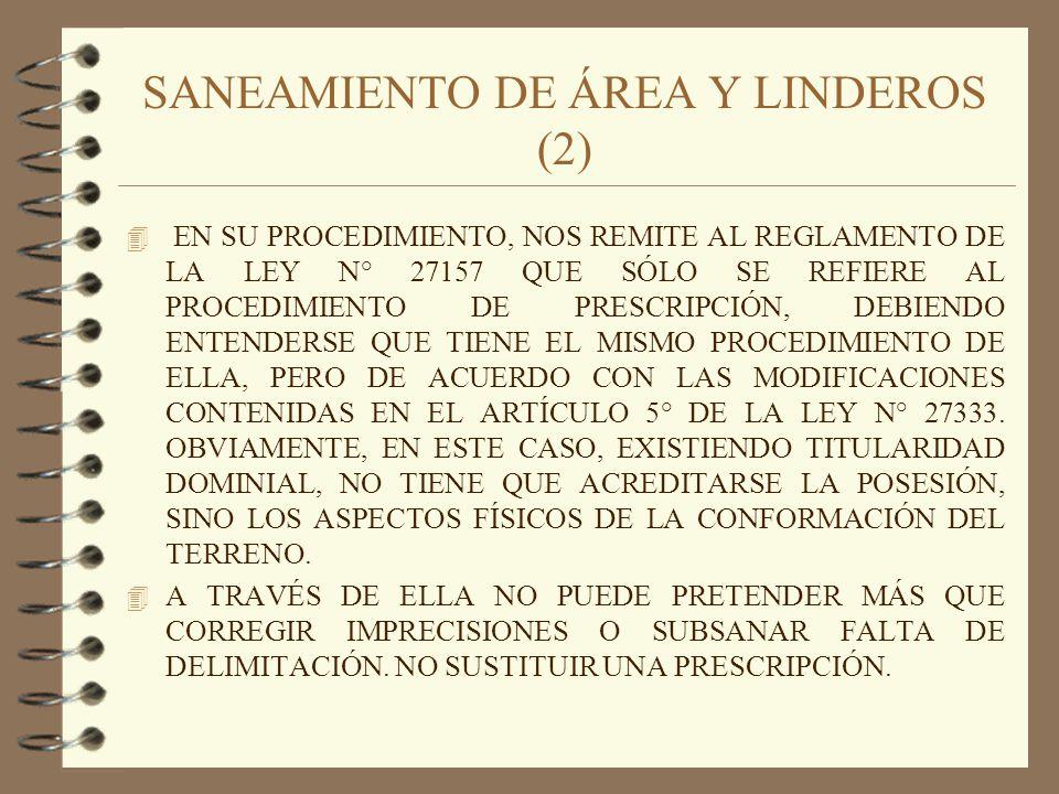 SANEAMIENTO DE ÁREA Y LINDEROS (2)