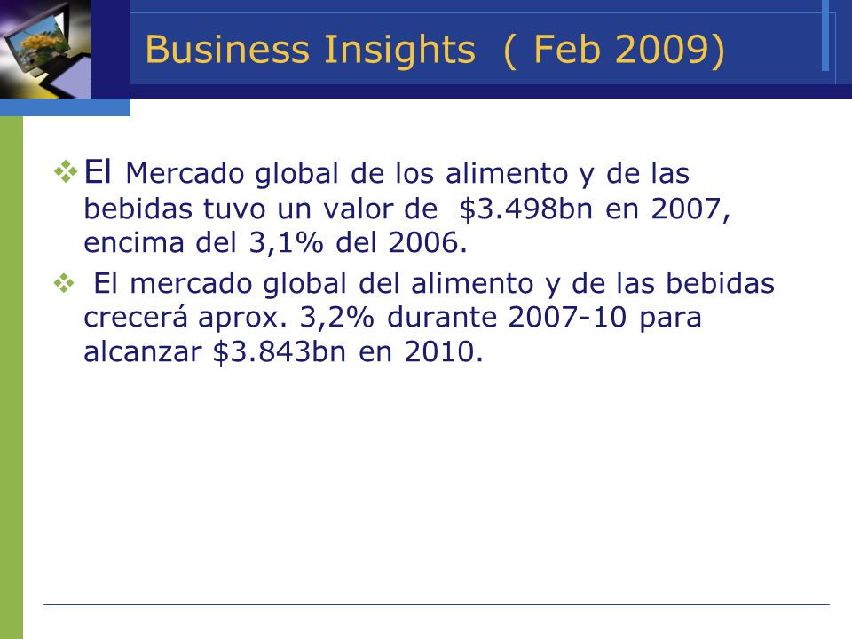 Business Insights ( Feb 2009)