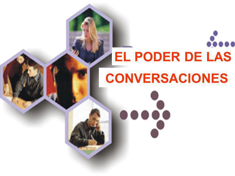 EL PODER DE LAS CONVERSACIONES A
