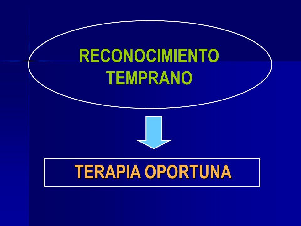RECONOCIMIENTO TEMPRANO TERAPIA OPORTUNA 79