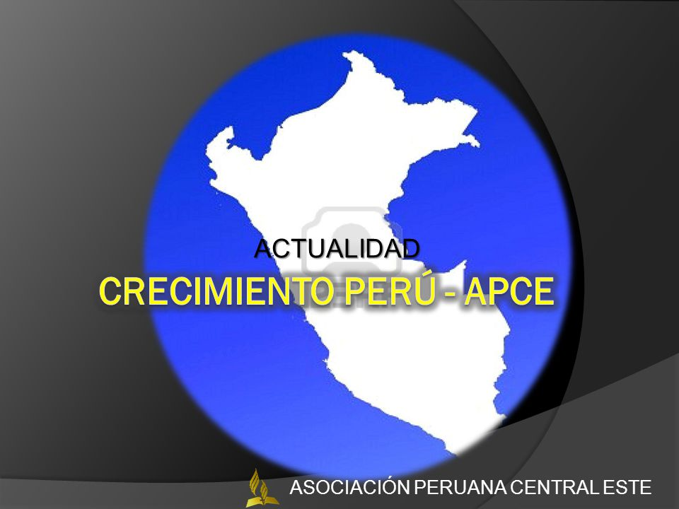 CRECIMIENTO PERÚ - APCE