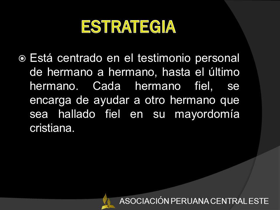 ASOCIACIÓN PERUANA CENTRAL ESTE