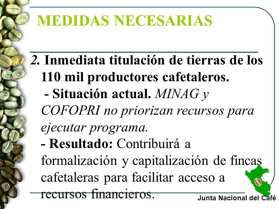 MEDIDAS MEDIDAS NECESARIAS