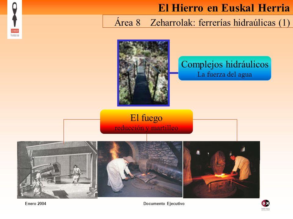 Área 8 Zeharrolak: ferrerías hidraúlicas (1)