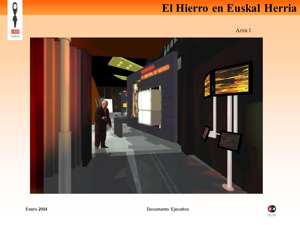 Área 1 Enero 2004 Documento Ejecutivo