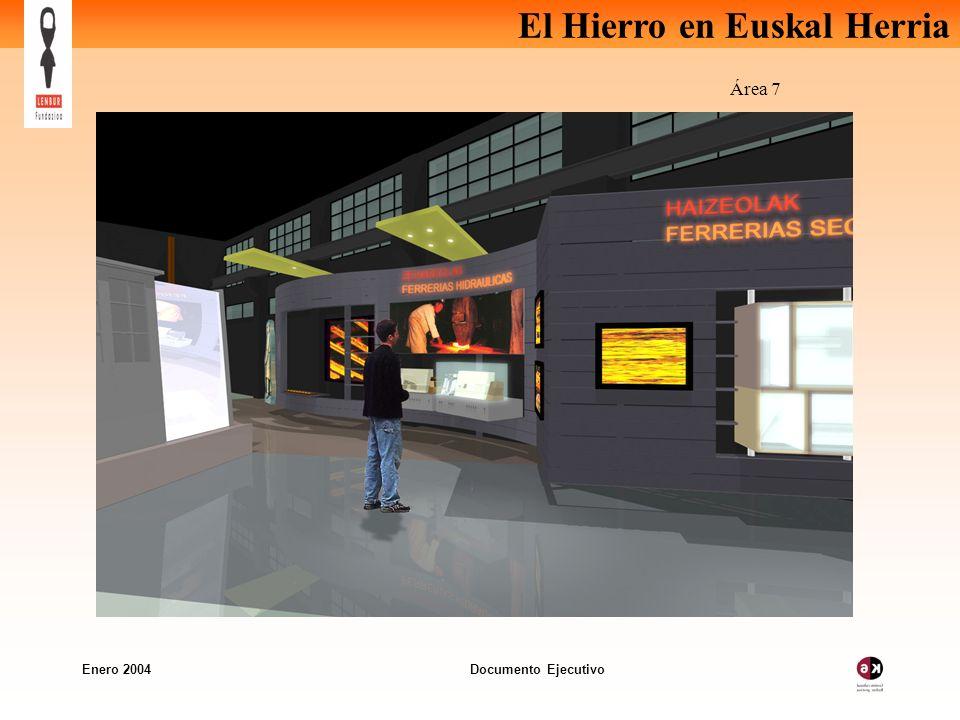 Área 7 Enero 2004 Documento Ejecutivo