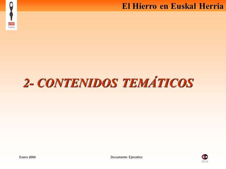 2- CONTENIDOS TEMÁTICOS