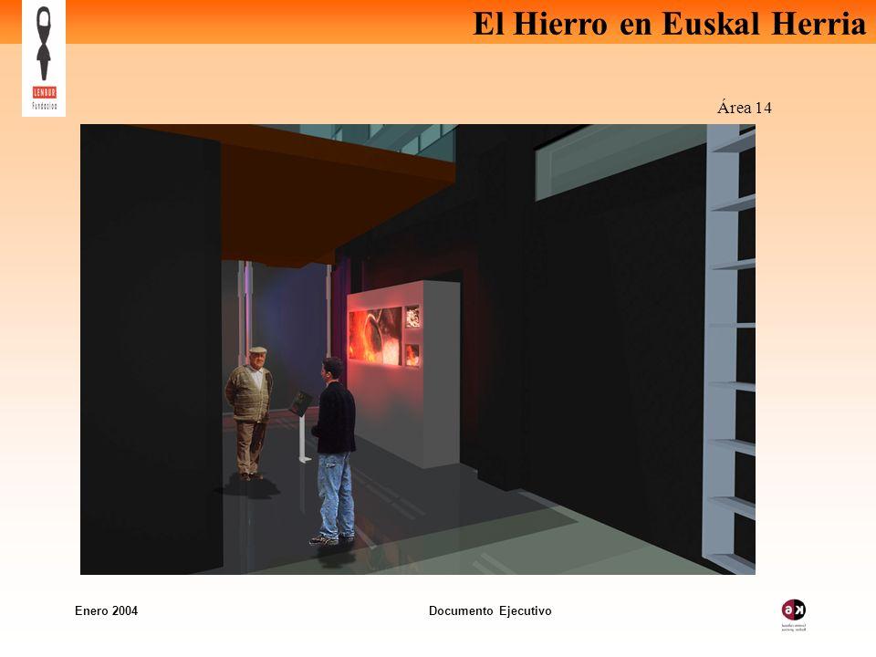 Área 14 Enero 2004 Documento Ejecutivo