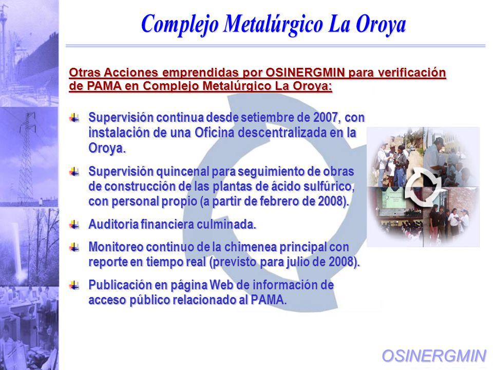 Complejo Metalúrgico La Oroya