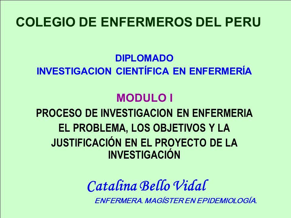 COLEGIO DE ENFERMEROS DEL PERU