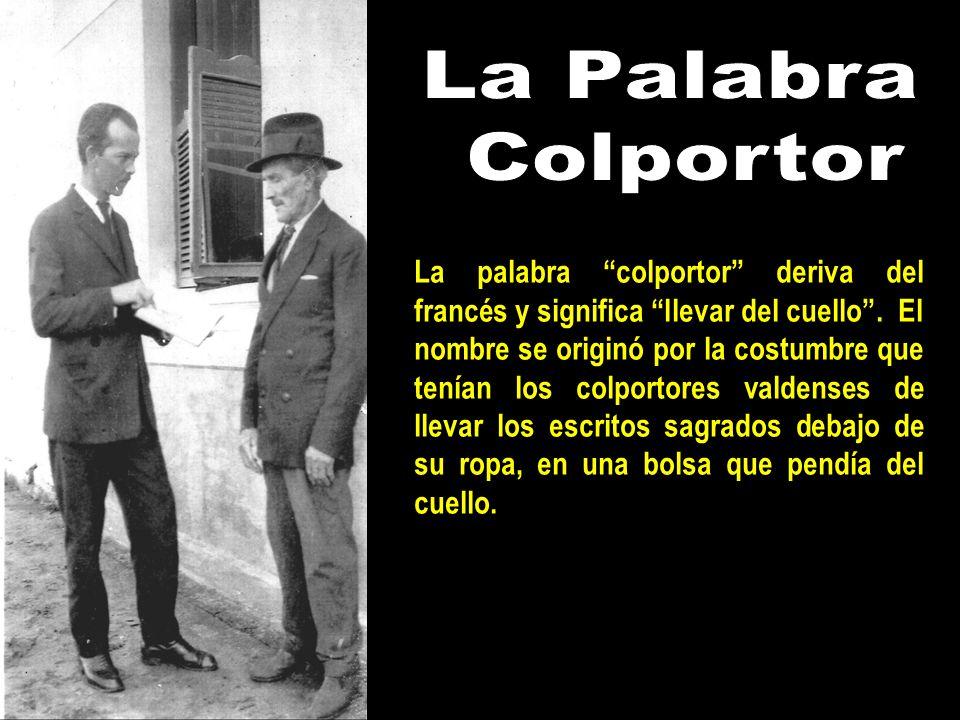 La Palabra Colportor.